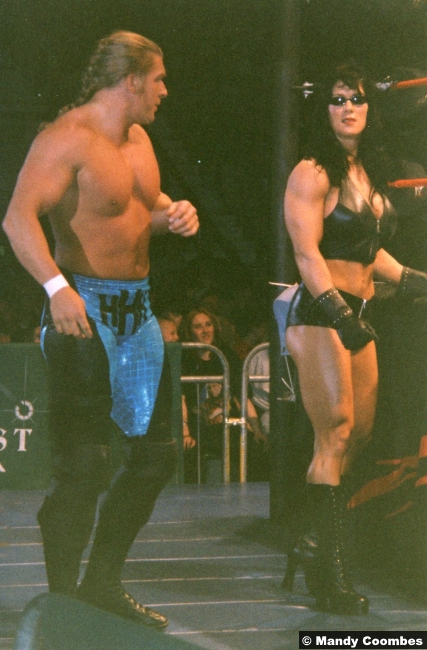 Triple H Chyna
