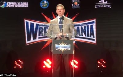 Vince Mcmahon Wrestlemania 33 Press Conference