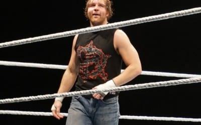 210416 Dean Ambrose Smiles