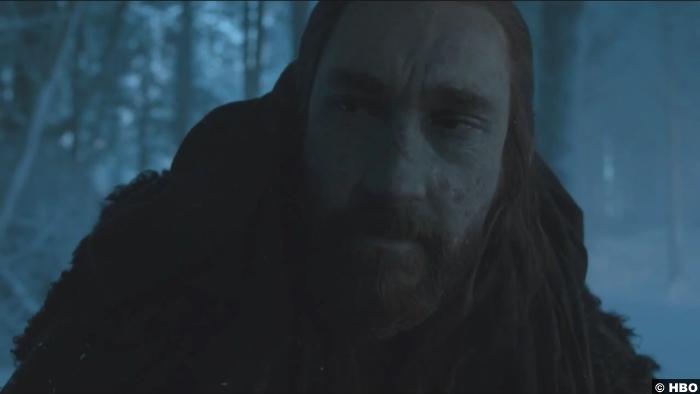 Game Of Thrones S6 Ep6 Joseph Mawle Benjen Stark