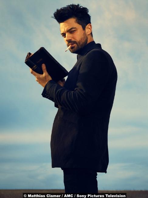 Preacher Dominic Cooper Jesse Custer