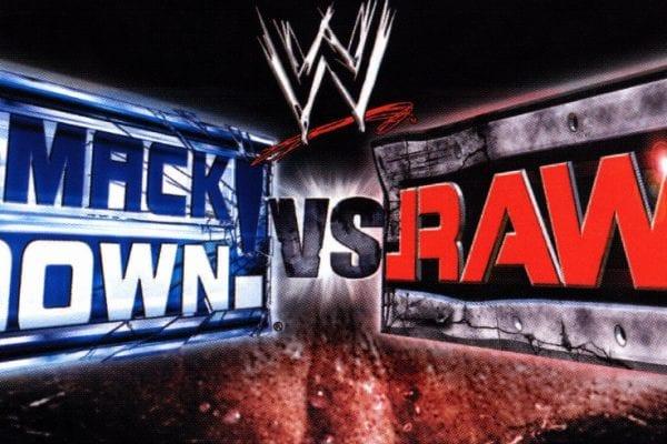 Raw Vs Smackdown 5