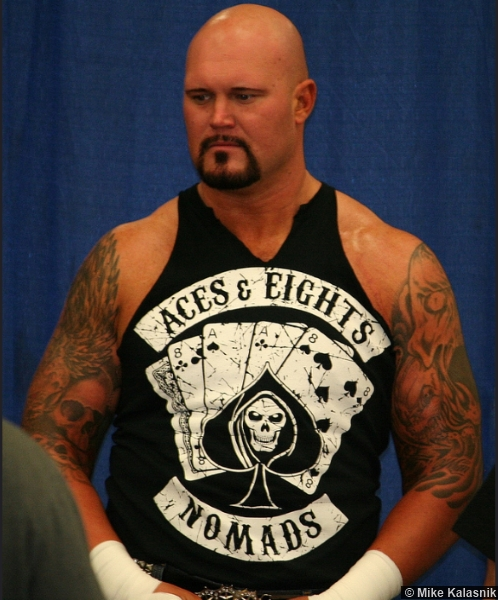 TNA Luke Gallows