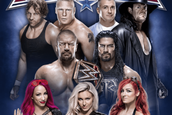 Wrestlemania 32 Dvd Cover 2
