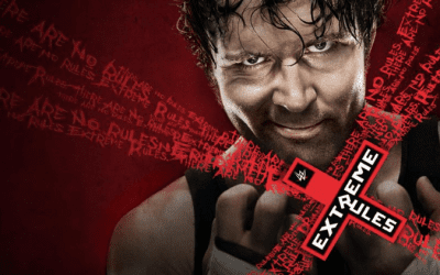Wwe Extreme Rules 2016 Poster 2
