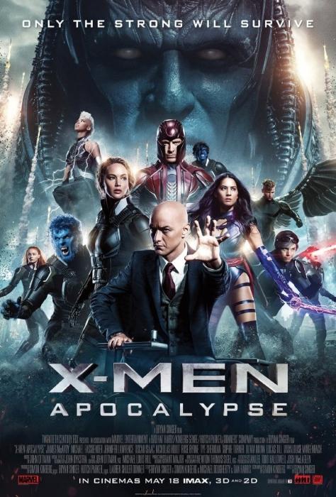 X Men Apocalypse Poster 3