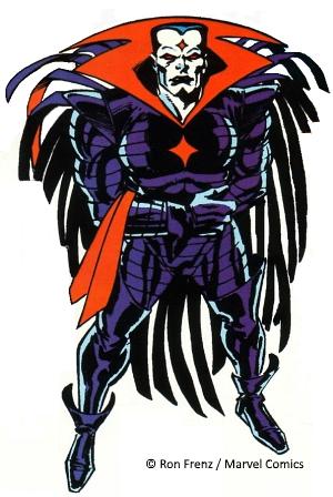 X Men Mister Sinister