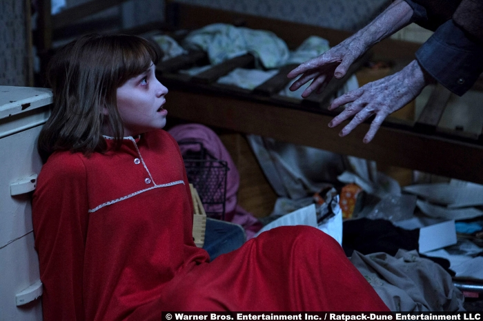 Conjuring 2 Madison Wolfe