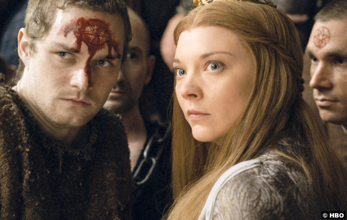 Game Of Thrones S6 E10 Natalie Dormer Finn Jones Loras Margaery Tyrell