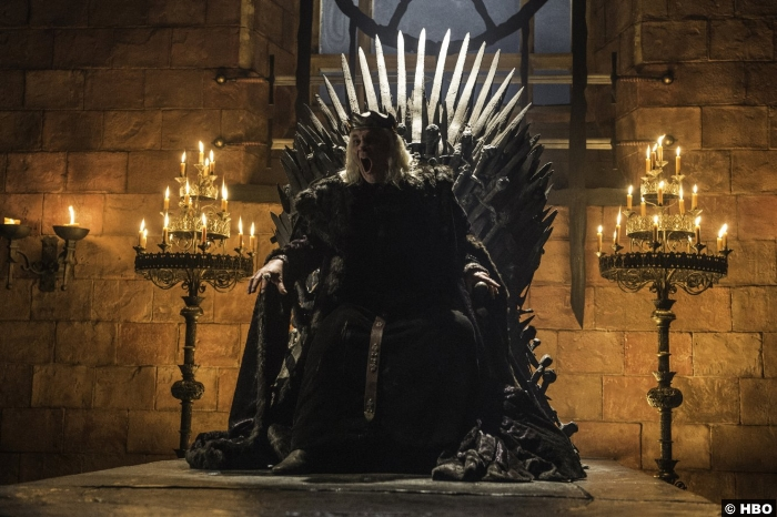 Game Of Thrones S6 E7 David Rintoul Aerys Targaryen