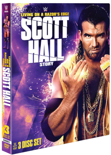 Scott Hall Razors Edge Dvd