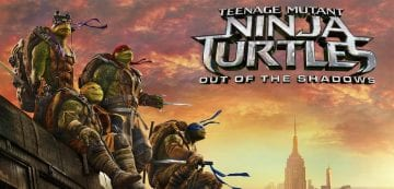 Teenange Mutant Ninja Turtles Shadows Poster 5