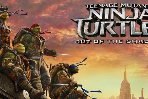 Teenange Mutant Ninja Turtles Shadows Poster 5