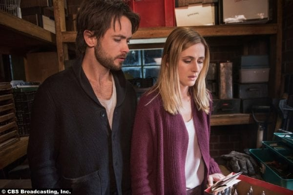American Gothic Justin Chatwin Megan Ketch