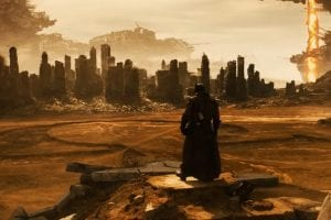 Bg Batman Post Apocalyptic World