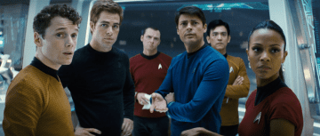 Star Trek Movie 1 Bg