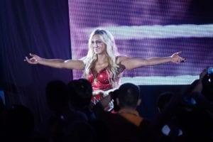 01072016 Charlotte Womens Title Belt 2