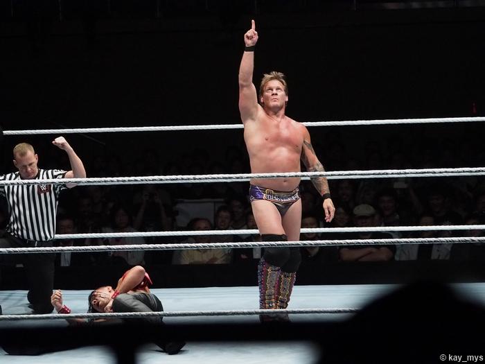 01072016 Shinsuke Nakamura Chris Jericho 5