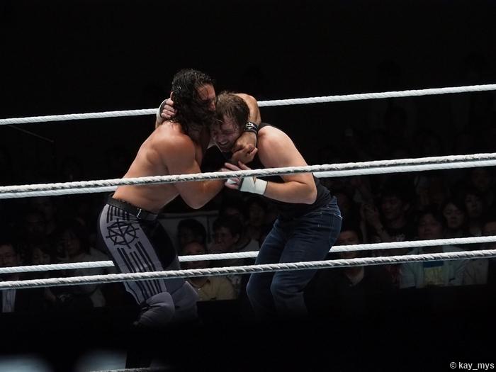01072016seth Rollins Dean Ambrose 2