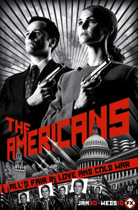 Americans Poster 2