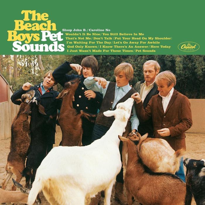Beach Boys Petsounds Cover
