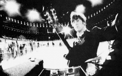 Beatles Selfie 1966