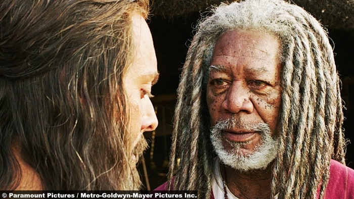 Ben Hur Jack Huston Morgan Freeman