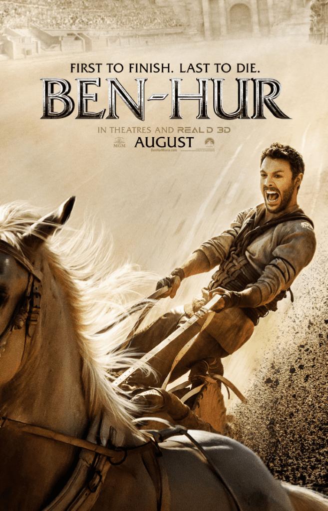 Ben Hur Poster 2