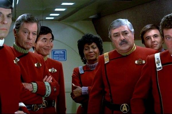 Bg Star Trek Crew