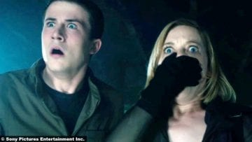 Dont Breathe Dylan Minnette Jane Levy