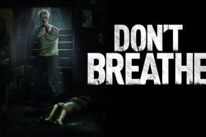 Dont Breathe Poster 2