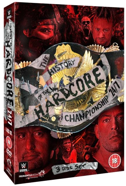 Hardcore Championship Dvd