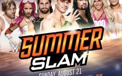 Summerslam 2016 Poster 3