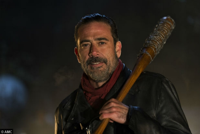 Walking Dead S6 Negan