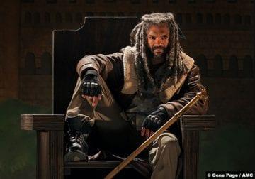 Walking Dead S7 Ezekiel Khary Payton