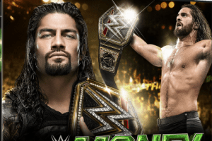 Wwe Money In The Bank 2016 Dvd Cover