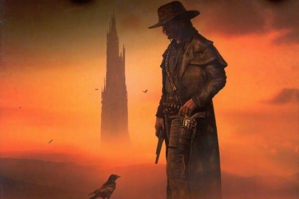 Dark Tower Gunslinger Book Cover
