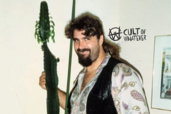 Mick Foley Cactus 2