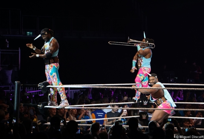 07092016 New Day Xavier Woods Big E Kofi Kingston 4