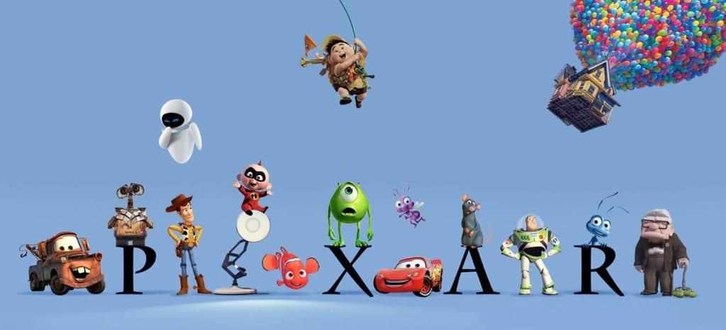 Pixar Logo 2