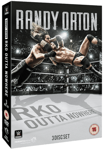 Randy Orton Rko Outta Nowhere Dvd