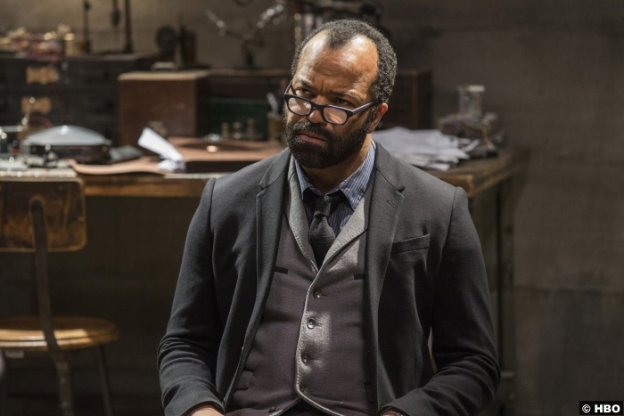 Westworld S01e08 Jeffrey Wright Bernard Lowe