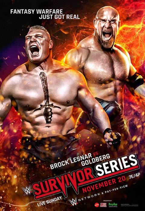 wwe-survivor-series-2016-poster