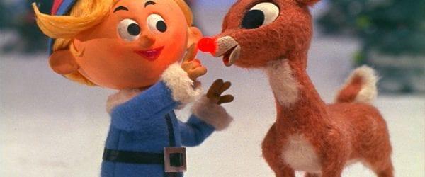 Bg Rudolph Red Nosed Reindeer 1964