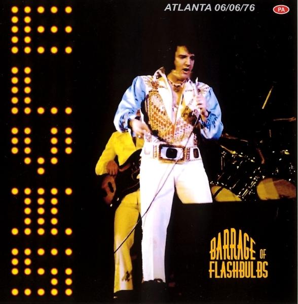 Elvis Barrage Flashbulbs