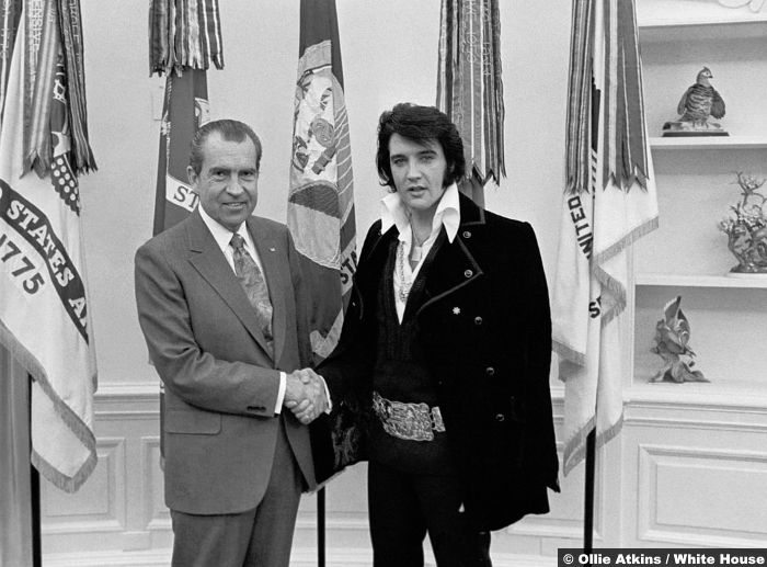 Elvis Richard Nixon