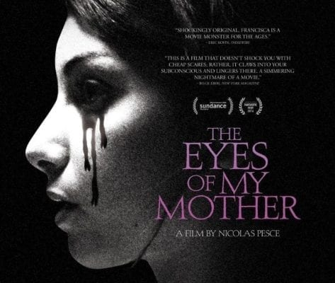 Eyes Mother Poster