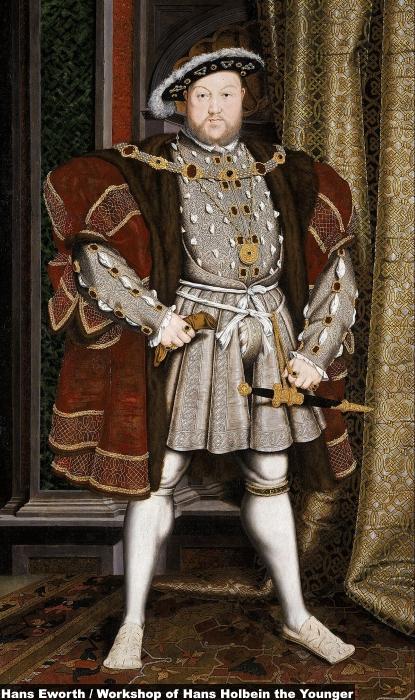 King Henry 8 Viii