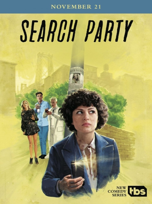 Search Party Poster
