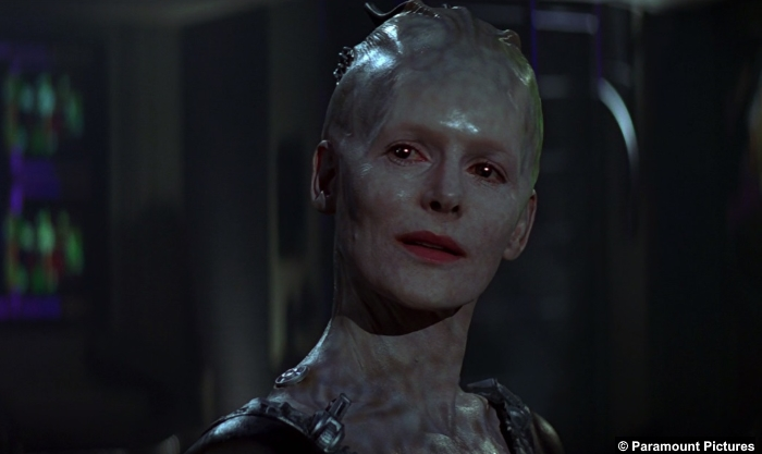 Star Trek First Contact Alice Krige Borg Queen